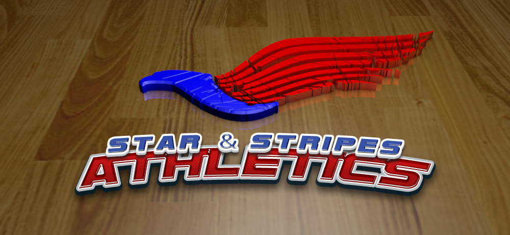 Stars & Stripes Athletics Promotion