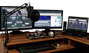 depidesign audio production services