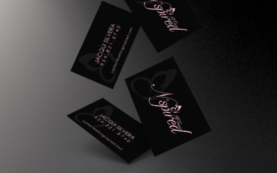 All Things 'Nspired Business Cards